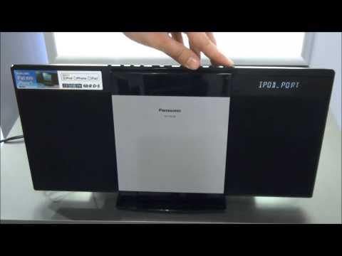 Microsistem audio PANASONIC SC-HC28