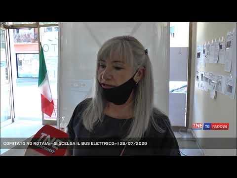 COMITATO NO ROTAIA: «SI SCELGA IL BUS ELETTRICO» | 28/07/2020