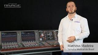 Yamaha RIVAGE PM10: Customizing your Console