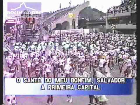 DESFILE Acadêmicos da Rocinha 1996 - Na Íntegra