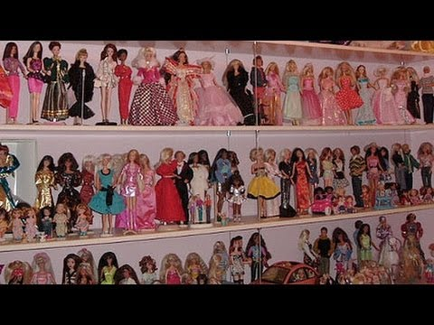 My Barbie Collection ( Favorites ) HAPPY 55TH BIRTHDAY Barbie