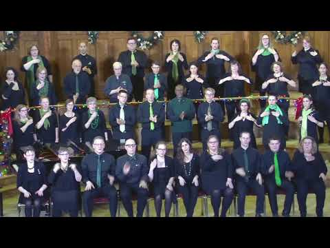 White Winter Hymnal (Pentatonix cover) - Vacilando