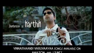 Nonton Vinnathaandi Varuvaaya   Vtv  Theatrical Trailer  Film Subtitle Indonesia Streaming Movie Download