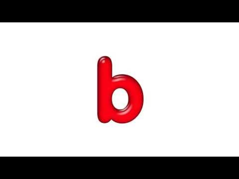 A-Z Animation Phonetic Letter | b |