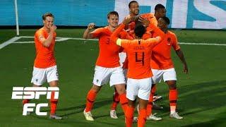 Netherlands vs. England analysis: De Jong, De Ligt & Van Dijk key in Dutch win | UEFA Nations League