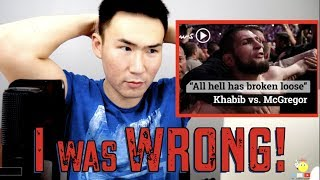 Video WHAT REALLY HAPPENED between Conor and Khabib POST FIGHT BRAWL MP3, 3GP, MP4, WEBM, AVI, FLV Oktober 2018