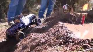West Coast RC Crawlers Scale TTC: Tank Trap 2012 HD