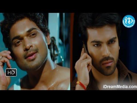 Racha Movie - Kota Srinivasa Rao, Mukesh Rishi, Ram Charan, Ajmal Ameer Nice Scene