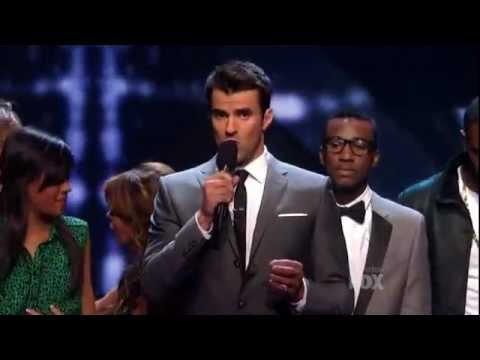 The X Factor U.S. - Vote Results - Ep 12