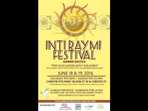 Exitosa versión de Inti Raymi 2016,
