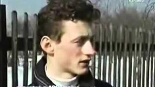 Pierwszy wywiad Adama Małysza w 1996 roku! Niesamowicie skromny facet :D