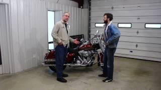 7. 2009 Harley Davidson Road King Customer Review