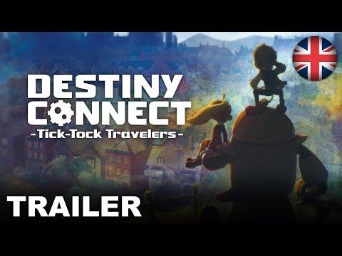 Announcement Trailer de Destiny Connect