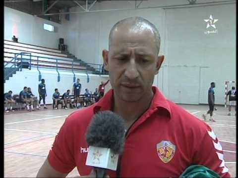 يوميات البطولة الافريقية للاندية في كرة اليد