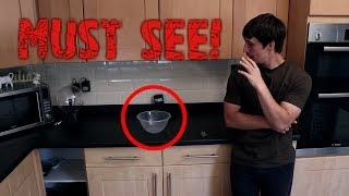 Ghosts move a bowl right in front of me!A paranormal experiment that is as simple as they come: Place an item on a flat surface and ask the spirits to move it. I've not had this level of success with it in over two years.★ My social media links ★Facebook ► https://www.facebook.com/thehauntingofmichaelmageeTwitter ► https://twitter.com/michaeldmageeInstagram ► https://www.instagram.com/michaeldmagee/♛ Support the Channel ♛Patreon ► https://www.patreon.com/michaeldmageeOfficial Merchandise ► https://shop.spreadshirt.com/michaeldmageeMy Gear☠ Paranormal Equipment ☠ EVP Recorder ► http://amzn.to/2qLM6UWP-SB7 Spirit Box ► http://amzn.to/2qNwQWNLED Speaker ► http://amzn.to/2pLWAF8K2 Meter ► http://amzn.to/2qCqJrQKinect ► http://amzn.to/2qCJc7AThermal Camera ► http://amzn.to/2pkqn5a☢ Filming Equipment ☢Canon 80D ► http://amzn.to/2pkeHj224mm 1.4 Lens ► http://amzn.to/2qNuwz9Canon XA10 ► http://amzn.to/2qNNXYACanon XF100 ► http://amzn.to/2qCFvihRode Videomic ► http://amzn.to/2p6OE2vZoom H4n Audio Recorder ► http://amzn.to/2qCJJqe