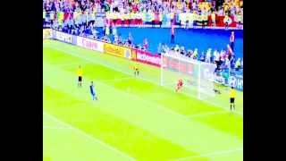 EM 2012: Alle Tore der K.o.-Phase mit Kommentar