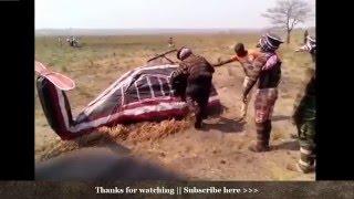 Afrykańskie siły powietrzne startują swoim śmigłowcem