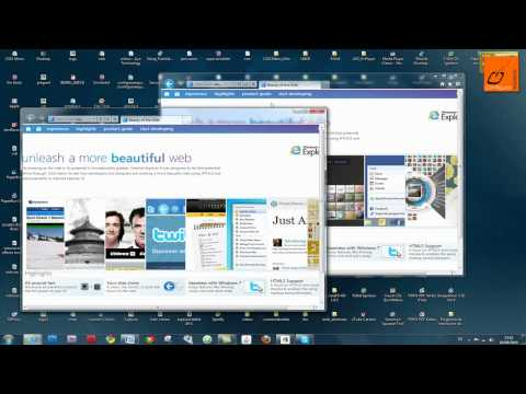 Video 0 de Internet Explorer: Características de Internet Explorer 9