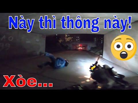BMW S1000rr và ZX10R đi Thông các Hầm ở Hà Nội và bị XÒE sml (BMW S1000rr and ZX10R fell) - Thời lượng: 11 phút.