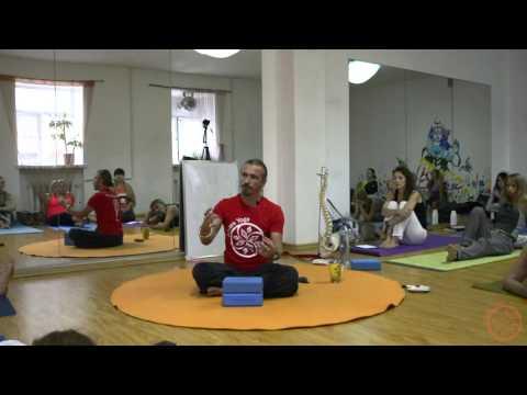 Ишвара-йога. Анатолий Зенченко. О постоянном движении.