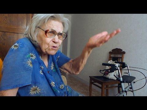 Чернігівська бабуся: «Пішла голосувати на зло усім»