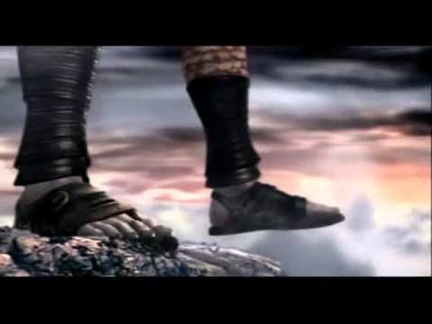 God Of War—Kratos Defeats Ares And Claims His Throne (Sony Playstation 2).avi