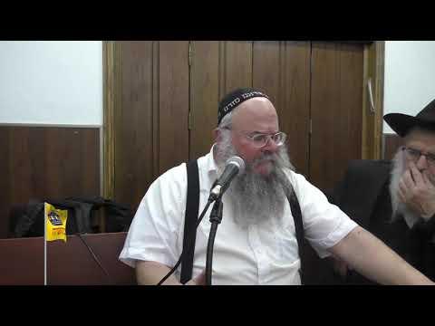טעימה מהתוועדות עם הרב נועם הרפז