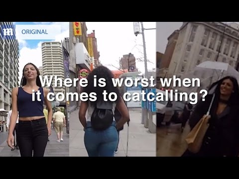 Which City Is The Worst For Catcalling? We Sent Three Models Out And Filmed What Happened