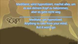 Video The Script - Six Degrees of Separation (Lyrics & German Translation) MP3, 3GP, MP4, WEBM, AVI, FLV Agustus 2018