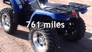 10. 2008 Yamaha Grizzly 660 4x4 for sale in Cheyenne, WY