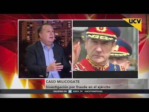 video Milicogate: General (R) Fuente Alba declaró por más de 5 horas y asegura que su patrimonio es legal