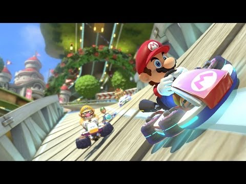 how to boost on mario kart wii