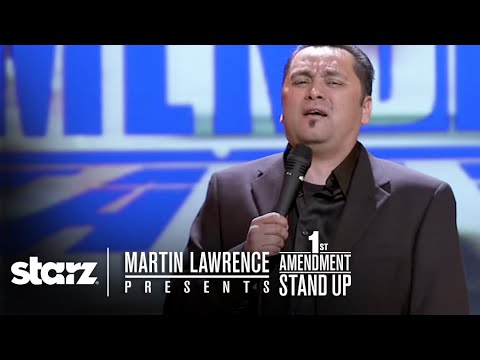 1st Amendment Stand Up - Dennis Gaxiola