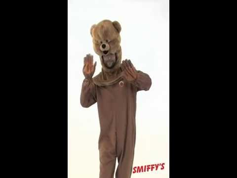Costume Rainbow Bungle l'Ours