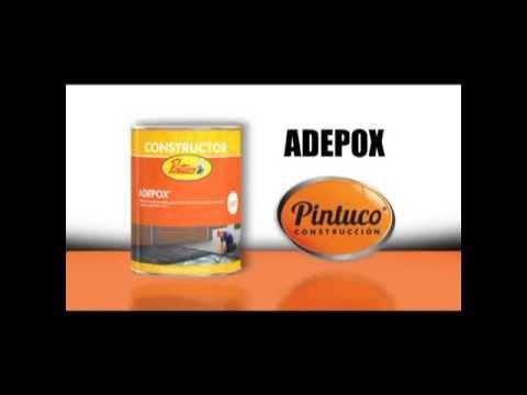 Adepox Pintuco® Construcción