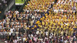 【甲子園応援歌】星稜 応援チアリーダー2014夏の甲子園