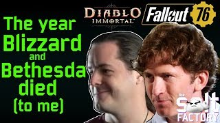 Video The year Blizzard and Bethesda died to me MP3, 3GP, MP4, WEBM, AVI, FLV Februari 2019