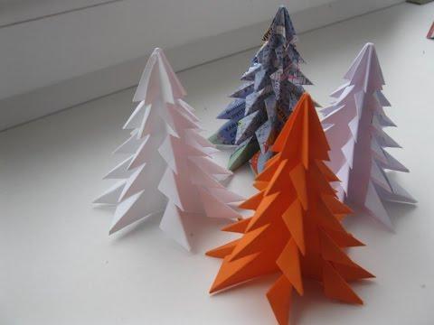 Download Как сделать объемную елку из бумаги Новогодние поделки своими руками.3gp .mp4 Akadagist.com/movies