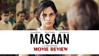 Masaan - Full Movie Review in Hindi | Richa Chadda, Sanjay Mishra | New Bollywood Movies News 2015