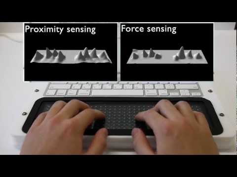 Hand-Ignoring Touchpad Is As Wide As a Keyboard – Video