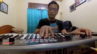 Far East Movement x Marshmello - Freal Luv ft. Chanyeol & Tinashe Synthesizer Cover