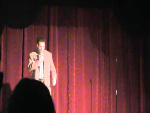 Comedy spotlight at Stanford's Comedy Club ft. Shane Williams