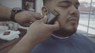 Richie gets down on another undercut! https://www.instagram.com/richies_barber_shop/