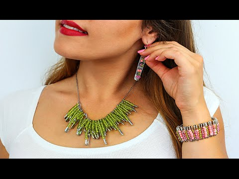 9 Simple Handmade Jewelry Ideas