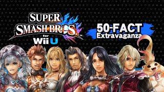 Shulk & Friends Commentate the Smash Wii U Direct