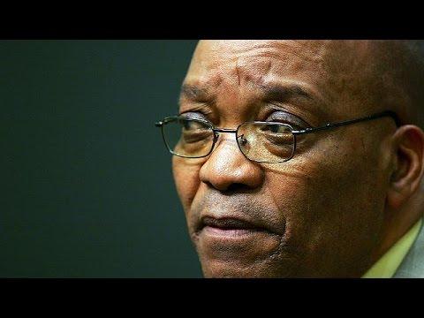 Ν. Αφρική: Απέρριψε η Βουλή το αίτημα αποπομπής του προέδρου Ζούμα