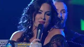 AMRA HALEBIC - Neodoljiv (On OTV Valentino Nova Godina 2018) (Live)