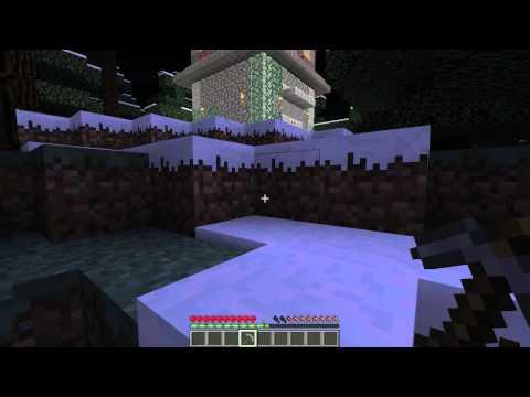 【Minecraft実況】 - トムの大冒険第4話*家作り*