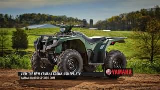 10. Yamaha ATV and Side-By-Side Line for 2018
