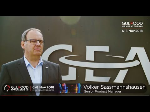Meet GEA Group at Gulfood Manufacturing